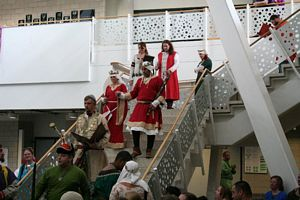 The Royal Procession